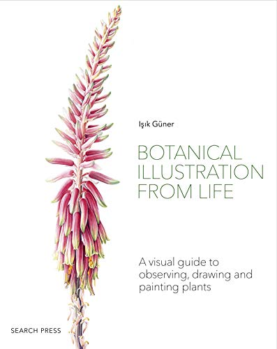 Botanical Illustration from Life: A Visual Guide to Observing, Drawing and Painting Plants