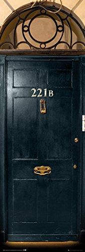 GB Eye Poster Sherlock 221B, mehrfarbig
