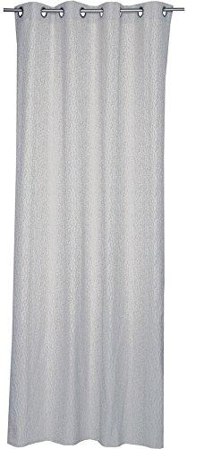 Esprit Rideau à œillets, Polyester, Beige, 250 x 140 cm