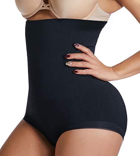 sure you like Contenitiva a Vita Alta Mutande Intimo Modellante da Donna Guaina Contenitive Pantaloncini Thong Shapewear Dimagrante