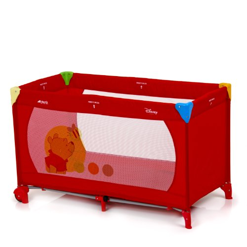 Hauck 601112 Dream`n Play Go V-Pooh, red