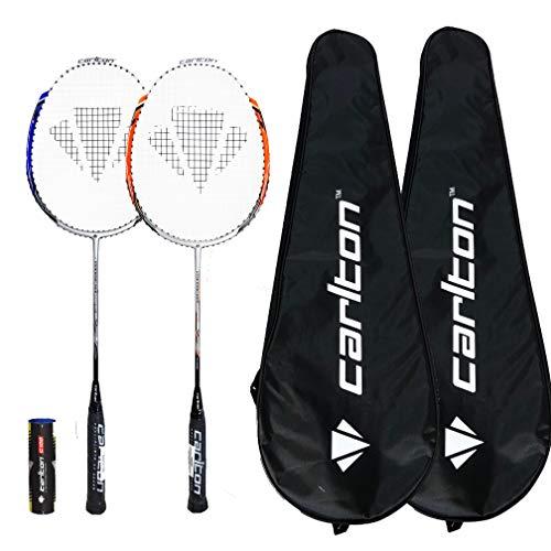 Carlton Powerblade Tour/Elite 2 Badminton-Set