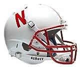 Schutt NCAA Nebraska Cornhuskers Replica XP Football Helmet, Classic