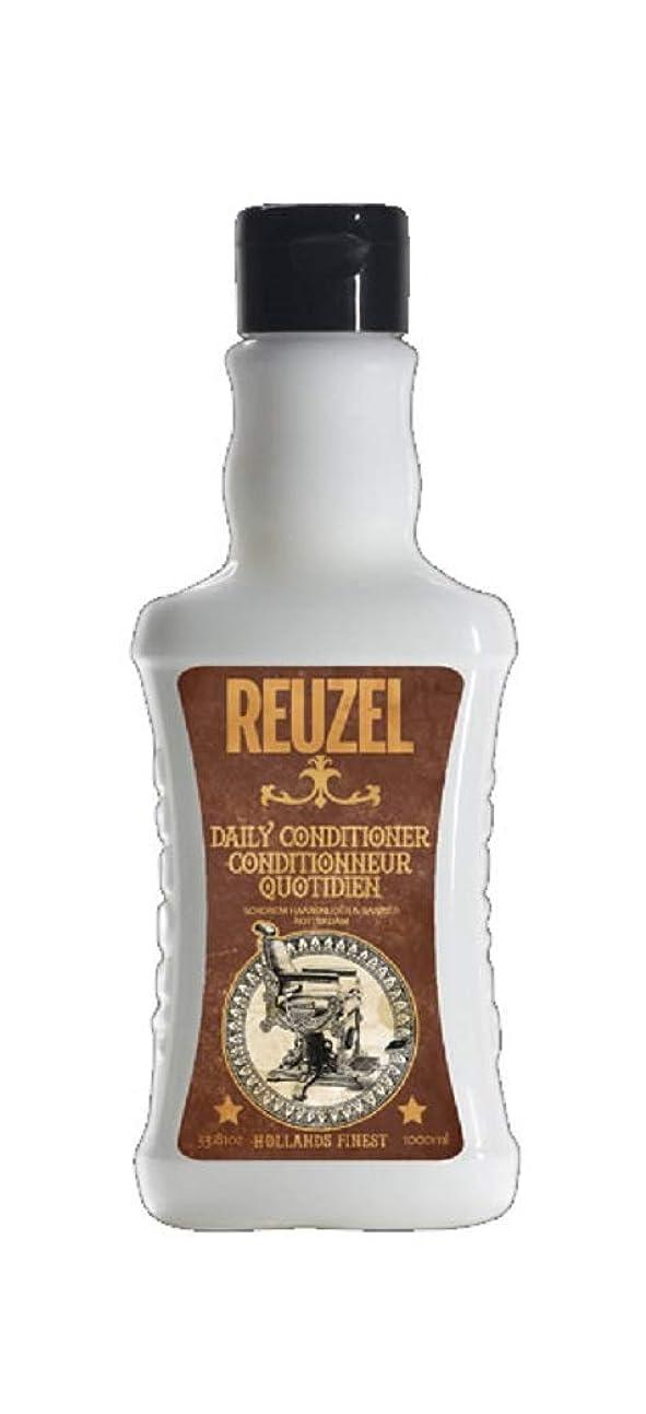 業界持続的溶かすルーゾー REUZEL デイリーシャンプー 1000ml