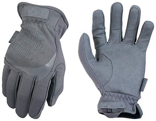 Mechanix Wear - FastFit Wolf Grey Gants (Small, Gris)
