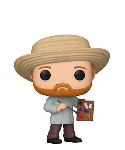 Popsplanet Funko Pop! Artist - Vincent Van Gogh #03