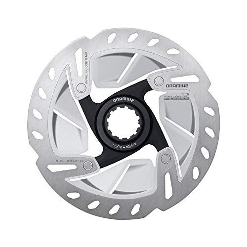 HinGu-Disc brake ULTEGRA SM RT800 Bicicleta de Carretera Disco de Freno Rotor Center Lock Ice-Tech Freezer Rotores 140mm 160mm for Ultegra 6800 R8000 (Color : 160mm)