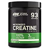 Optimum Nutrition Micronised Creatine Monohydrate, Creatina Monoidrato in Polvere, Integratori da Palestra per...