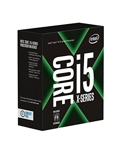Procesador Intel Core i5-7640X X-Series