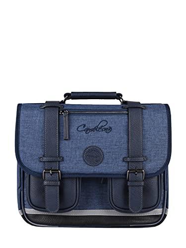 Cartable 35cm Caméléon Vintage Color avec 2...