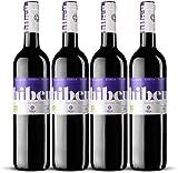 Vino Ecológico DO Méntrida (4 botellas x 75cl) - Vino Tinto Ecológico -...