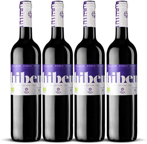 Vino Ecológico DO Méntrida (4 botellas x 75cl) - Vino Tint