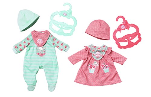 Zapf Creation 700587 My First Baby Annabell® Kuschel Outfit