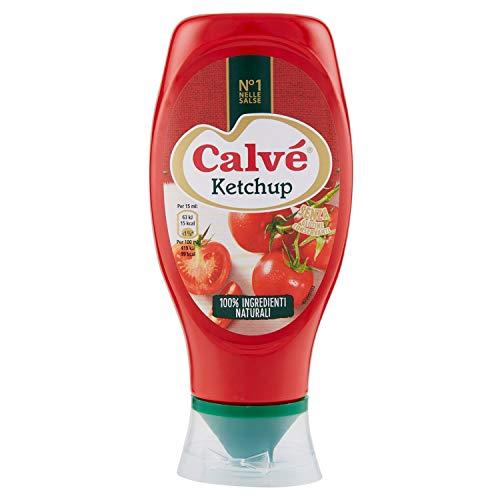 Calvé Ketchup in Confezione Top Down da 400 ml