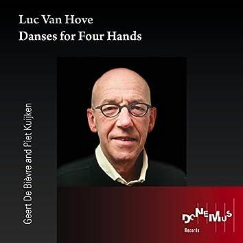 Danses for Four Hands