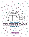 Anne Manera's Coloring Camp Winter 2019
