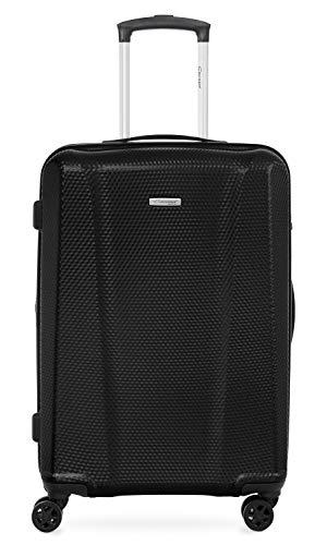Cavalet Aicon Hand Luggage 66 Centimeters 80 Black