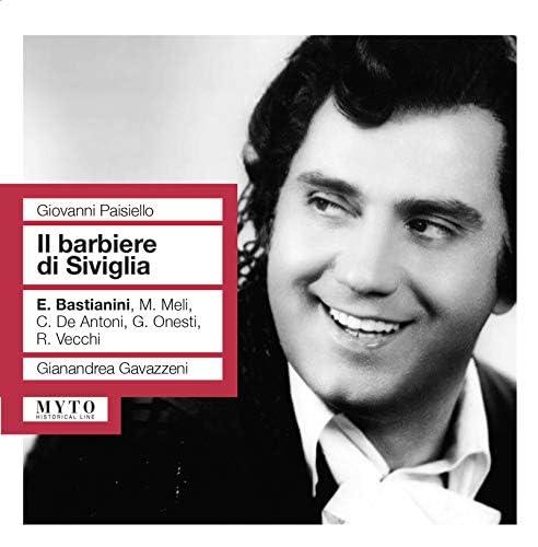 Carlo De  Antoni, Ettore Bastianini, Marinella Meli, Orchestra del Teatro Comunale di Firenze feat. Gianandrea Gavazzeni