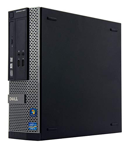 DELL OptiPlex 3010 SFF Intel Core i5 3.20 GHz 8GB DDR3 240GB SSD DVD Writer HDMI Windows 10 Pro 64bit (Generalüberholt)