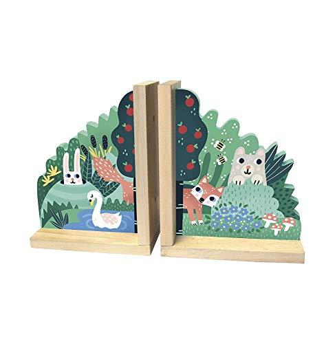 Vilac Paire de Serre-Livres Michelle Carlslund, 8521