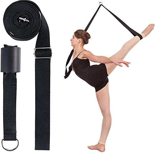 Dancer Stretch Band,Door Flexibility & Stretching Leg Strap Stretch Band for Yoga, Ballet, Dance and Gymnastic Exercise Excellent Gift for Your Friends and Loved Ones from Greneric