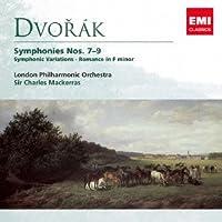 ドヴォルザーク:交響曲第7番~第9番 他