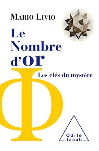 Le livre Le Nombre d'or Les clés du mystère