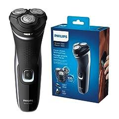 Idea Regalo - Philips Shaver series 1000 - Rasoio elettrico, Modello S1332/41
