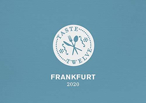 TasteTwelve 2020 Frankfurt Restaurantführer
