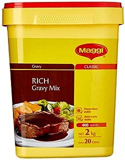 MAGGI Classic Rich Gravy Mix, 2kg (Makes 20 Litres, 400 Serves) (B075P1ST18)   Amazon price tracker / tracking, Amazon price history charts, Amazon price watches, Amazon price drop alerts
