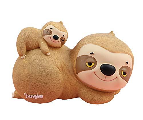 Sloth Piggy Bank Money Box