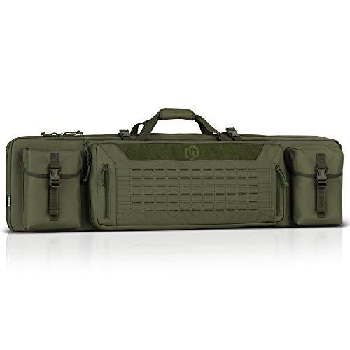Savior Equipment Urban Warfare Tactical Double Carbine Long Rifle Bag