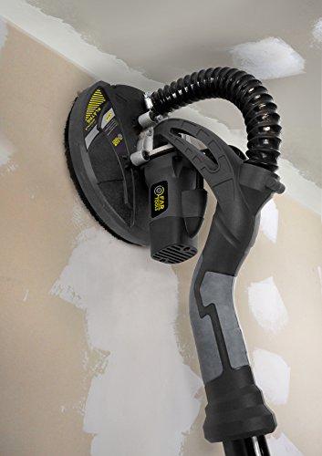 Fartools DWS 710E Ponceuse murale à placoplâtre télescopique 710 W Diamètre de l'abrasif 225 mm Vitesse de rotation 600-1500 tr/min
