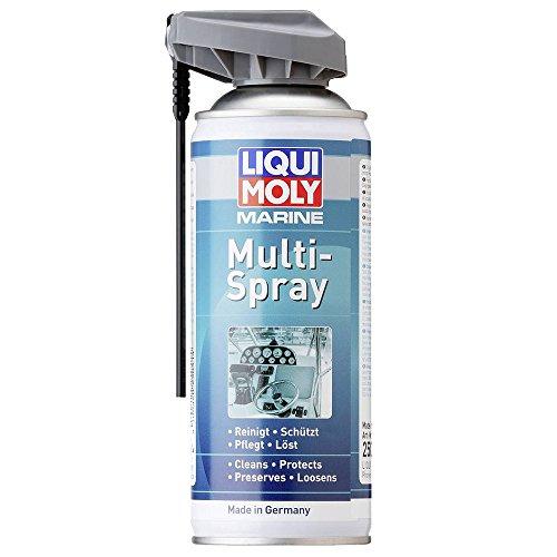 LIQUI MOLY 25051 Multi-Spray Marine Aerosol, 400 ml
