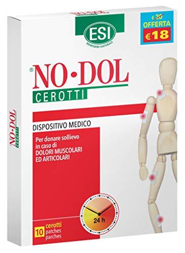 Esi No Dol - Dispositivo medico per donare sollievo in caso di dolori muscolari e articolari, 10...