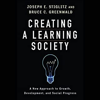 Creating a Learning Society cover art