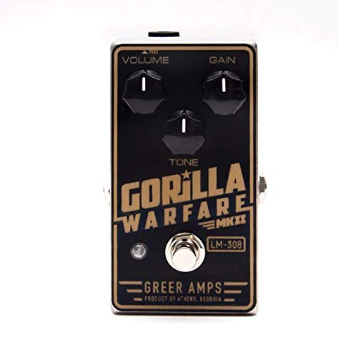 Greer Gorilla Warfare MKII Distortion