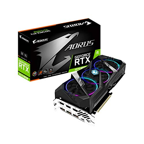 GIGABYTE NVIDIA GeForce RTX2070Super搭載グラフィックボード GDDR6 8GB 【国内正規代理店品】 GV-N207SAO...
