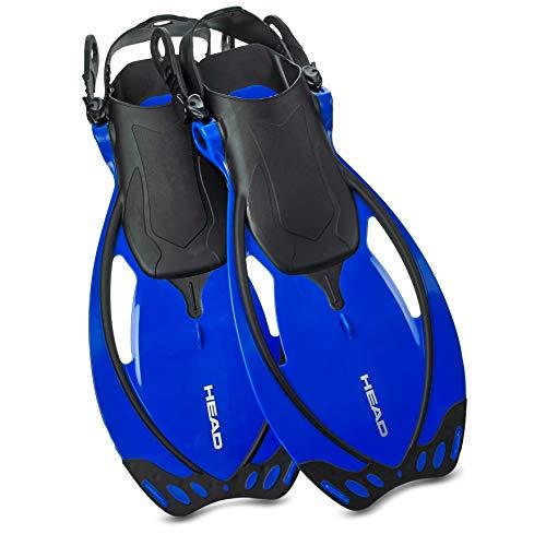 Head Schwimmflosse Swim Fin Energy Aleta-Unisex, Naranja, 46