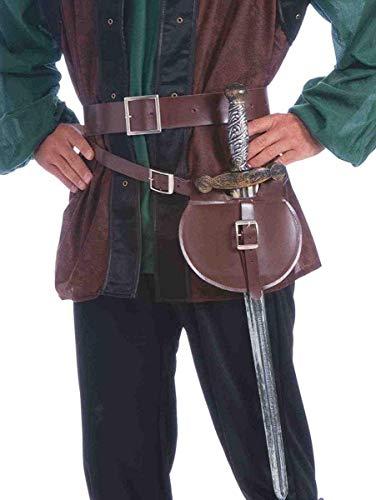 Forum Novelties Women's Medieval Belt and Sword, Multi, One Size
