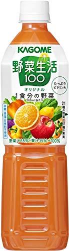 野菜生活100 オリジナル 720ml×30本 PET