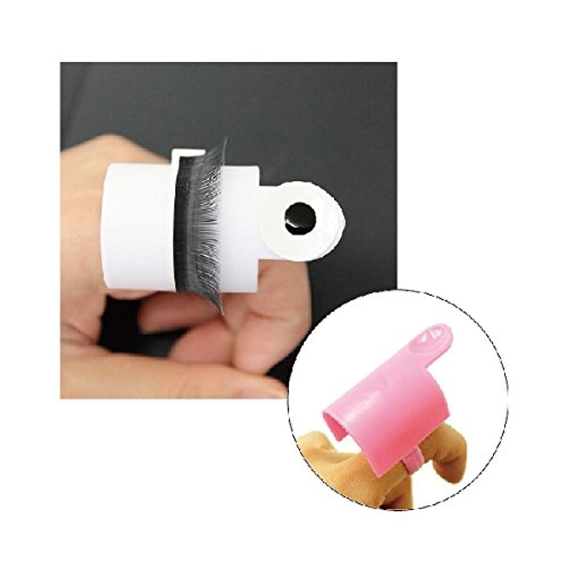 補助洗剤円形まつげエクステ専用 エクステリング