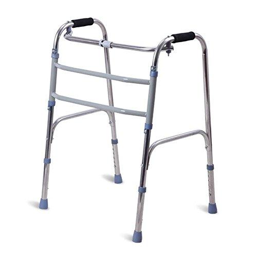 Xuping shop Rollator Ouderen Staand Wandelen Frame Gehandicapten Walking Aid Walker Opvouwbaar