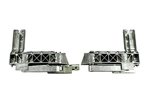 GU Schiebetür Laufwagen/Laufschuhe DIN Links 150kg Ausführung incl. SN-TEC Montageschlüssel(GU 38514 & 9-42566 & 328529)