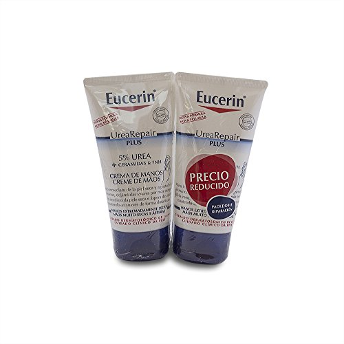 Pack Eucerin UreaRepair Plus Hand Cream 2x 75 Ml
