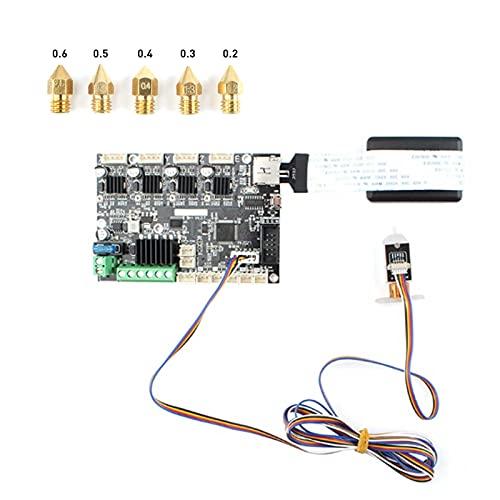 Automatic Leveling Sensor Transparent Module Heated Automatic Bed Leveling Sensor for Ender‑3 3D Printer Accessories