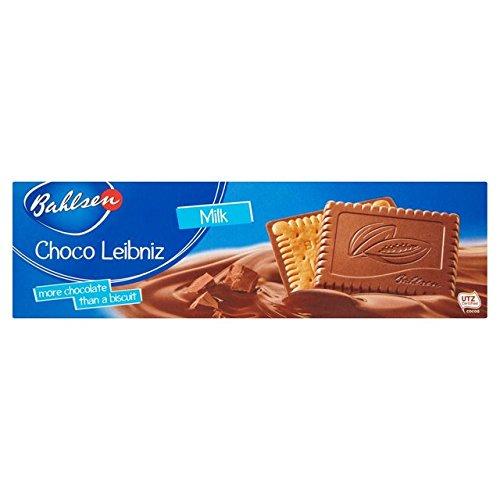 Bahlsen Leibniz Leche Galletas de Chocolate 125g