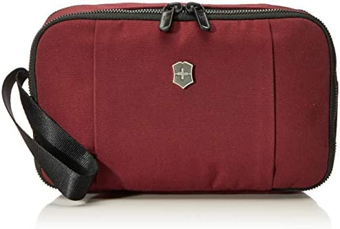 Victorinox Lifestyle Accessories Bags Wristlet Clutch Beetroot product image