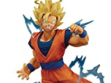 Banpresto-BP39943 Figura Dragon Ball Goku Dokkan Battle, 15 cm (BP39943)...
