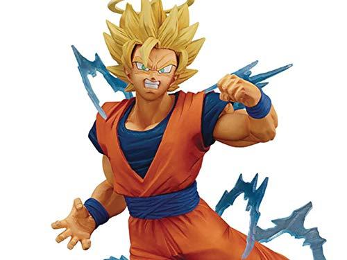 Banpresto-BP39943 Figura Dragon Ball Goku Dokkan Battle, 15 cm (BP39943)